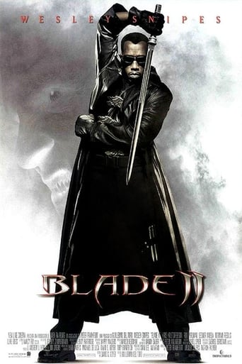 Poster of Blade II