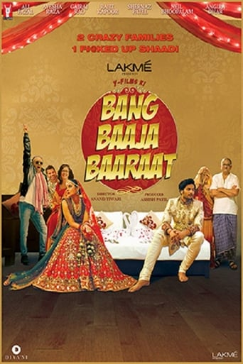 Poster of Bang Baaja Baaraat