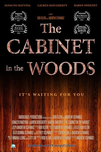 The Cabinet in the Woods Movie Poster