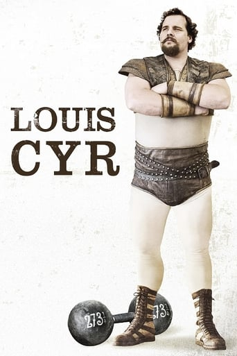 Poster of Louis Cyr : The Strongest Man in the World