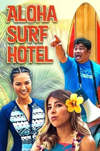 Poster Aloha Surf Hotel