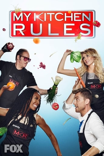 Poster of My Kitchen Rules