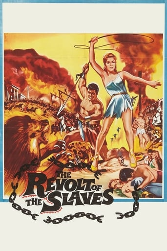 Poster of Revolt of the Slaves