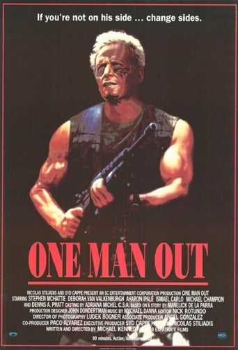 Poster of One Man Out