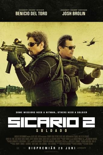 Poster of Sicario 2: Soldado