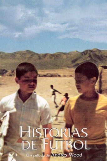Watch Historias de fútbol Free Movie Online
