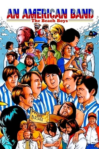 Poster of The Beach Boys: An American Band