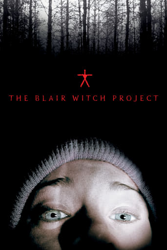 Poster of The Blair Witch Project