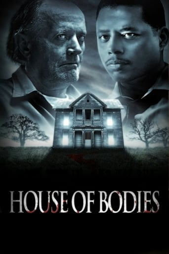 House of Bodies (2014) - poster