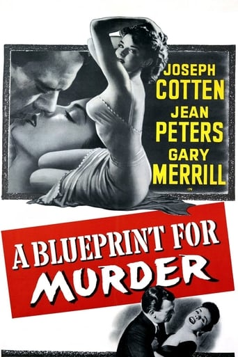 Poster of A Blueprint for Murder