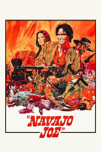Navajo Joe Movie Poster