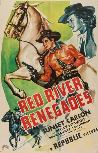 Poster of Red River Renegades