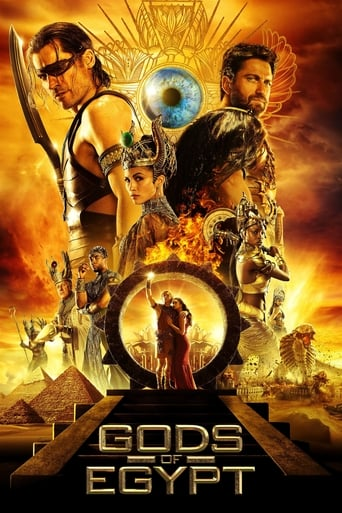 Poster of Gods of Egypt