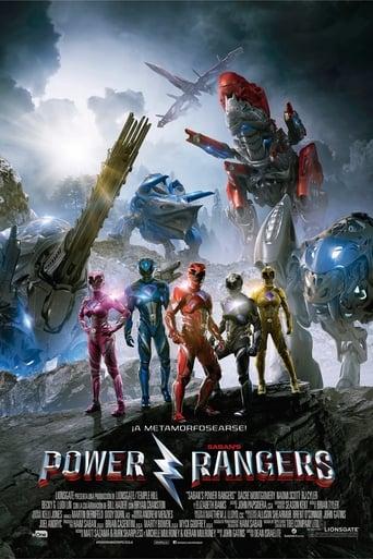 Poster of Power Rangers