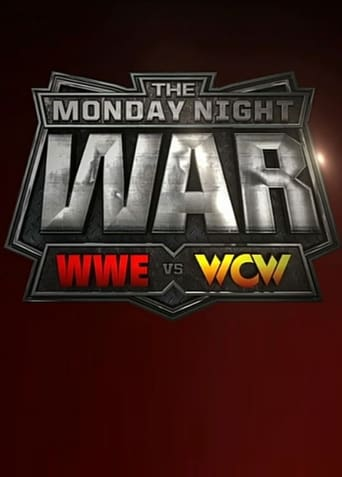 Capitulos de: The Monday Night War: WWE vs. WCW