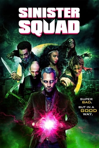 Poster of Sinister Squad