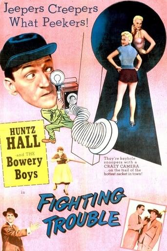 Watch Fighting Trouble 1956 full online free