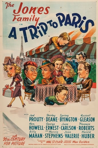 Poster of A Trip to Paris