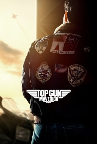 Top Gun: Maverick poster