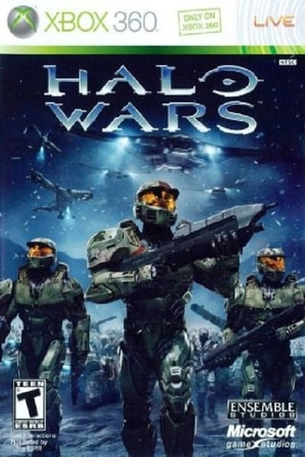 Poster of Halo Wars