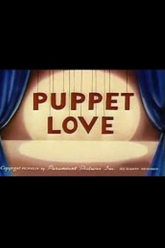 Poster of Puppet Love