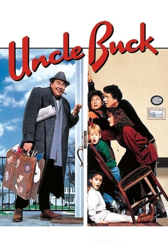 Poster of Uncle Buck
