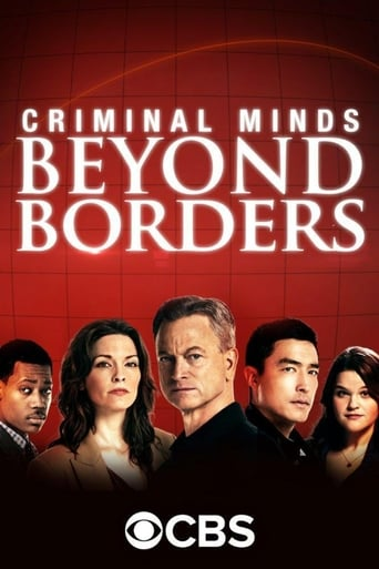 Poster of Criminal Minds: Beyond Borders