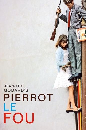 Pierrot le Fou Movie Poster