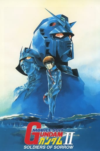Poster of Mobile Suit Gundam II: Soldiers of Sorrow