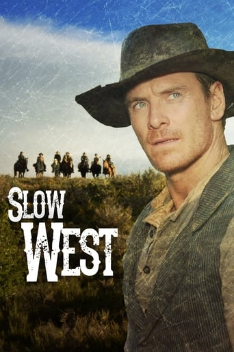 Poster of Slow West