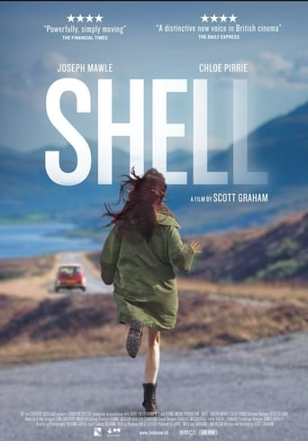 Poster of Shell