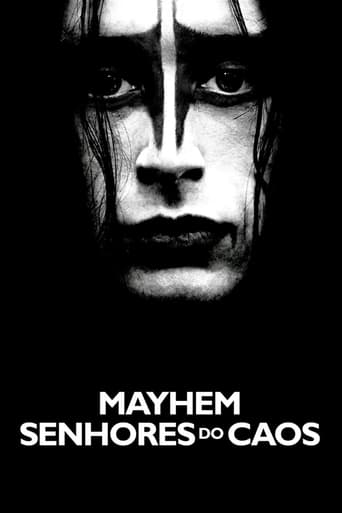 MAYHEM - SENHORES DO CAOS