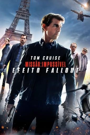 Missão: Impossível - Efeito Fallout - Poster