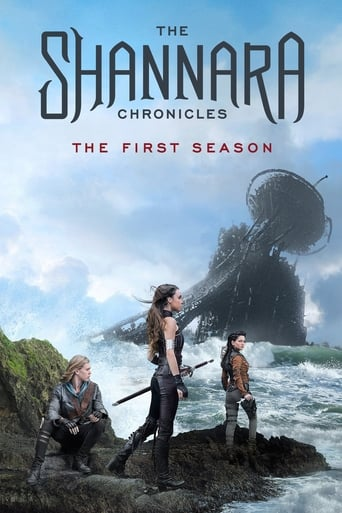 Šanaros kronikos / The Shannara Chronicles (2016) 1 Sezonas