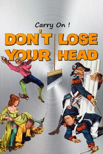 'Carry On Don't Lose Your Head (1966)