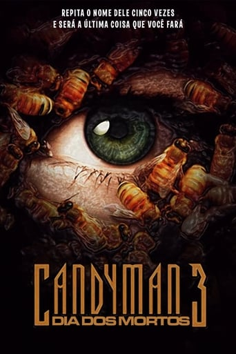 Poster of Candyman: Day of the Dead