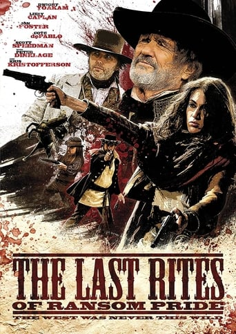 Poster of The Last Rites of Ransom Pride