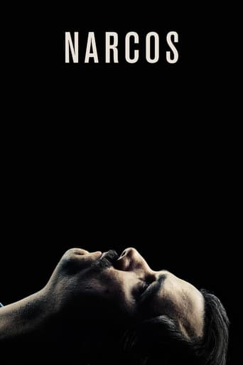 Poster of Narcos