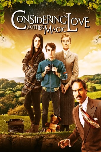 Poster of Considering Love and Other Magic