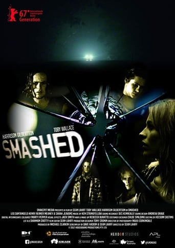 Poster of Smashed