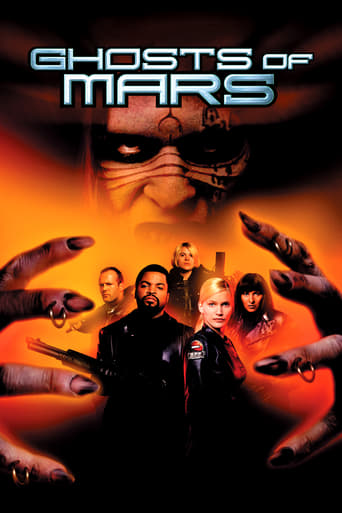 Poster of Ghosts of Mars