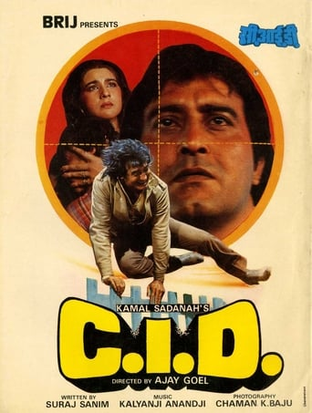 Poster of C.I.D.