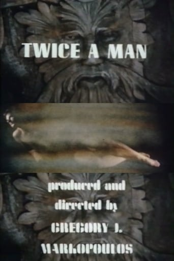 Poster of Twice a Man