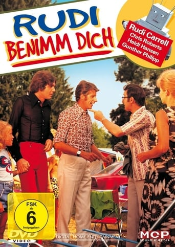 Poster of Rudi benimm dich!