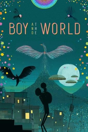 O Menino e o Mundo - Poster