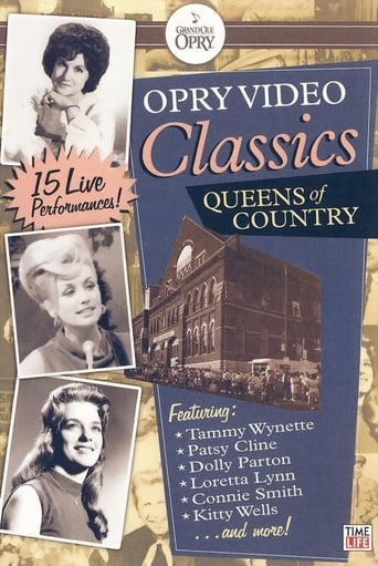 Poster of Opry Video Classics: Queens of Country