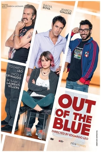 Poster of Out of the Blue