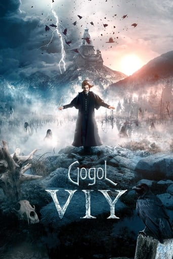 Poster of Gogol. Viy