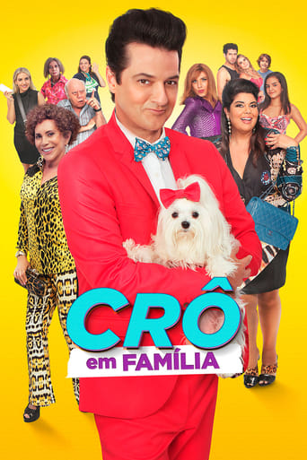 Crô em Família - Poster