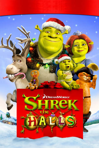 Poster of Shrek the Halls